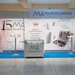 Multiacústica celebra su 15 aniversario en el XIV Congreso AEDA