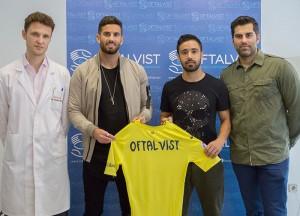 Oftalvist visita Villareal