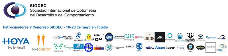 Patrocinadores Congreso SIODEC