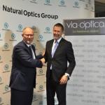 Viaóptica y Natural Optics Group acuerdan su fusión