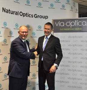 Viaoptica y Natural Optics