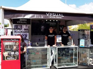 stand vipsual