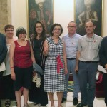 Reunión de ANEOP en el Senado