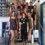 Alumnos de la FOOT visitan las instalaciones de Prats