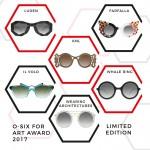 """Premio """"O-SIX for Art 2017"""": moda y arte en la Bienal de Venecia"""