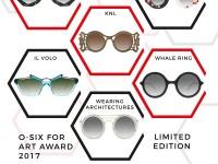 """Premio """"O-SIX for Art 2017″: moda y arte en la Bienal de Venecia"""
