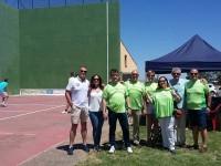 Essilor, TDSO y rh+ patrocinan el XI Campeonato de Frontenis Corral de Ayllón