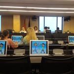 Visión y Vida comparece en el Congreso para instar a los diputados a promover el cuidado de la visión infantil