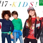 Benetton Kids Fall 2017, marca la diferencia