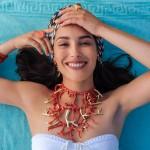 Maxi collares de Isabel Guarch para el verano