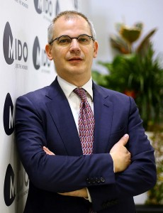 Giovanni Vitaloni-presidente ANFAO y MIDO