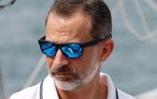 Felipe VI con gafas Errebé modelo Selva en la 36ª Copa del Rey de Vela