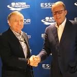 Essilor y la FIA unen fuerzas para combatir la inseguridad vial