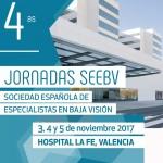 Las Jornadas de la SEEBV se celebrarán en Valencia