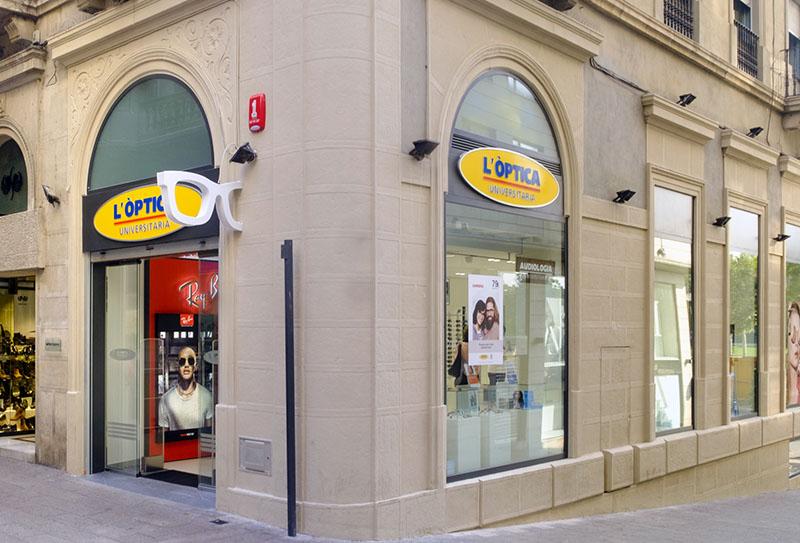 09f508f995 Óptica Universitaria abre nuevo centro en Lleida y continúa su expansión en  Cataluña. Optica Universitaria Lleida