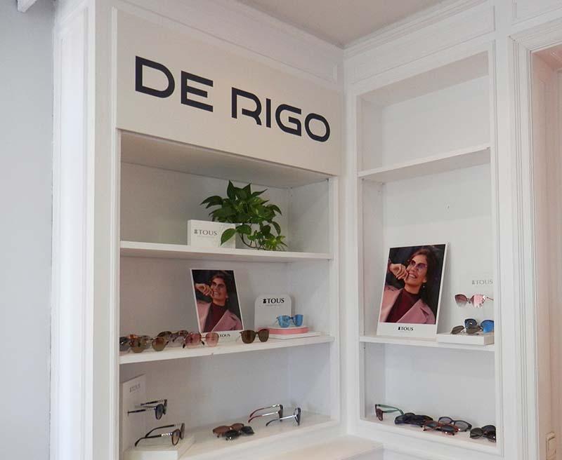 dae4232427 De Rigo presenta sus nuevas colecciones de gafas de sol - Revista ...