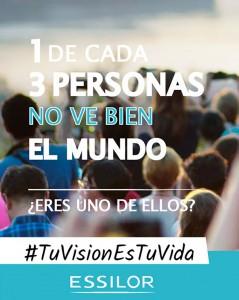 Essilor-Dia Mundial de la vision