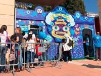 El Col·legi Oficial d'Òptics Optometristes de Catalunya recibe más de 600 visitas en su stand de la Festa dels Súpers