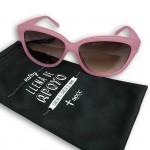 Optica2000 pone a la venta unas gafas de sol para colaborar en la lucha contra el cáncer de mama