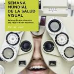 OPTICA2000 te invita a revisar tu vista con motivo de la Semana Mundial de la Salud Visual
