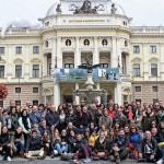 """La """"Familia CECOP"""" disfruta unida en el viaje a Viena y Bratislava"""