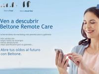 Beltone lanza web para facilitar el acceso del audiólogo al Tour Beltone 2017