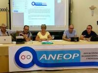 ANEOP celebra sus Primeras Jornadas
