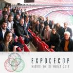 EXPOCECOP será el primer fin de semana de marzo en el Wanda Metropolitano