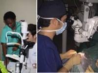 Nueva campaña oftalmológica de Fundación Rementería en Senegal