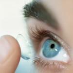 Perder una lentilla detrás del ojo es imposible