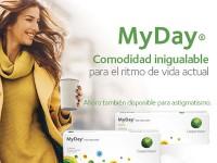 CooperVision presenta las lentes de contacto diarias MyDay Toric en España
