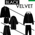 Benetton: Black Velvet Magic