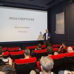 Multiópticas cumple 40 años y estrena una webserie con mucha historia