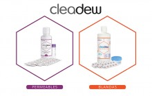 La solución Cleadew, también eficaz para ortoqueratología
