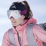 adidas Progressor Splite, una máscara con diseño ultraligero para disfrutar en la nieve