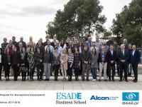 Clausurada la 9a Edición del Advanced Program for Optics Management de ESADE, liderado por Alcon y Essilor