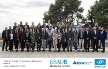 Clausurada la 9a Edición del Advanced Program for Optics Management de ESADE, liderado por Alcon y Essilor