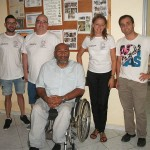 La Ruta de la Luz y Beltone continúan cambiando la vida de personas con discapacidad en Dajla
