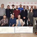 GAES ayuda a 12 deportistas anónimos a alcanzar sus retos en la edición más premiada de sus becas