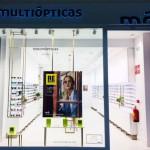 Multiópticas estrena su segunda óptica en Ourense