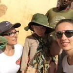 La Fundación Ruta de la Luz ayuda visualmente a niños con albinismo en Tanzania