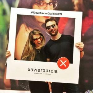 Xavier Garcia-sorteo