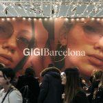 Gigi Barcelona estrenó nueva imagen en MIDO 2018