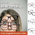 """Farmaoptics lanza su campaña """"Mejor unas progresivas para todo"""""""
