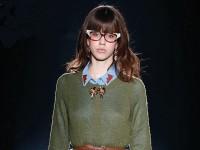 Las gafas de Antonio Miro desfilaron en el 080 Barcelona Fashion