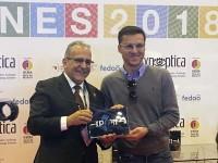 Betria, de Emoji Glasses and Sunglasses, Premio a la gafa más chic en ExpoÓptica