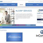 Alcon lanza en España su plataforma digital InContact para poner en contacto al óptico y al usuario de lentillas