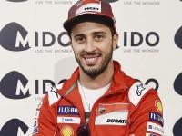 Entrevista. Andrea Dovizioso, Piloto de MotoGP y subcampeón del Mundo con Ducati