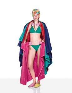Benetton Bio Beachwear Line