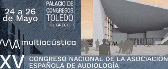 Multiacústica estará presente en el XV Congreso AEDA